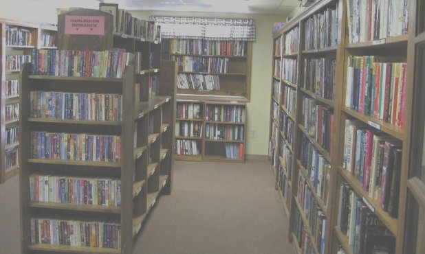 Our Library for your reading pleasure Picture